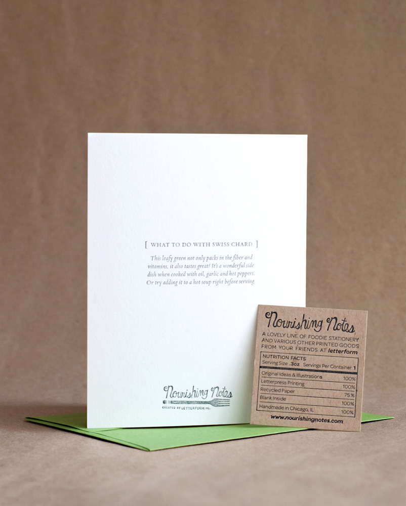 Nourishing Notes Foodie Greeting Cards And Other Goods